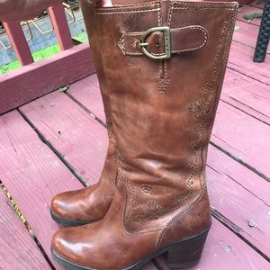 Ariat western dress boots